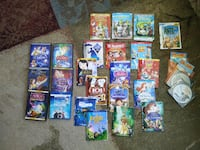 Children's Movie Classics - Sold as Group of 27 Movies  Napa