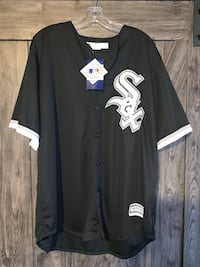 White Sox Jersey  Montgomery, 60538