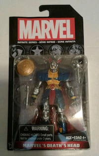 Marvel Infinite Series Death's Head Action Figure Port Coquitlam, V3B 7G7