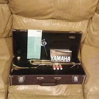 Yahama Trumpet with Hard Case and music holder Sioux Falls, 57106