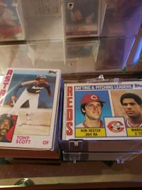 1984baseball cards  Concord, 94518