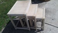 Leader's Casual Rattan nesting tables Largo, 33774