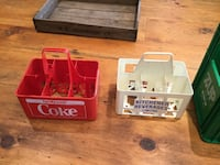 Coca Cola and Kitchener Beverages bottle carriers Waterdown, L8B 0E4