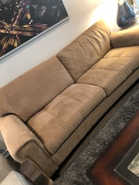 Very solid and soft, Macy's Store love seat Los Angeles, 90038