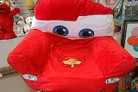 Disney Cars blow up childs chair Lugoff, 29078