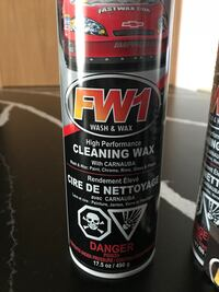 High performance cleaning wax new can Calgary, T3E