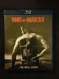 sons of anarchy blu-ray movie Pittsburgh, 15219