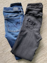 American eagle jeans set of 2