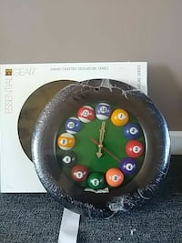 Pool ball clock.new in box Berryville, 22611