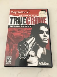 True crime streets of LA for PS2 Whitby