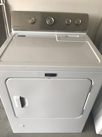 white front-load clothes washer Las Vegas, 89103