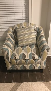 3 Seater Sofa + Matching Chair .