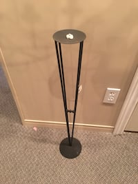 Black candle stand (candle not included ) Brand New large quality