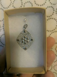 925 Silver Pendant  Sill in Original box, never used   Kitchener, N2A 0B2