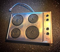 Whirlpool Electric Coil Cooktop in Good Condition-Used/good shape Saint Cloud, 56301
