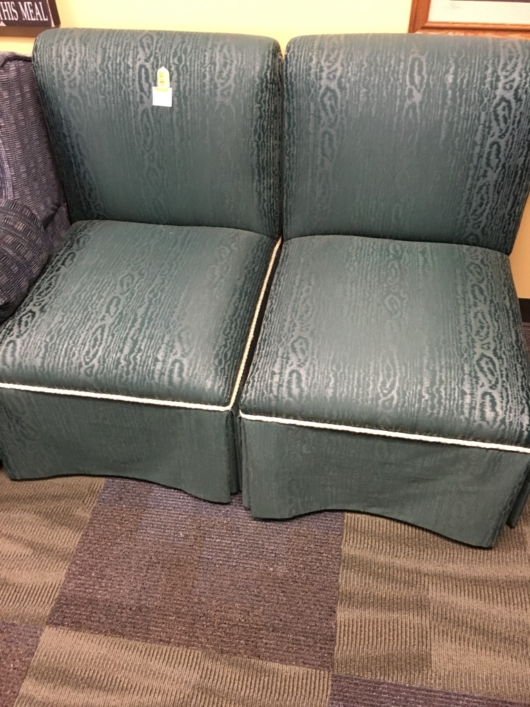 used set of two teal chairs for sale in marietta letgo rh gb letgo com
