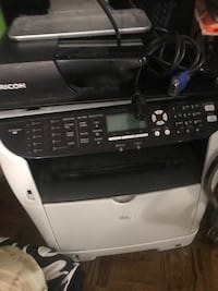 White and black brother multi-function printer Toronto, M2R 2L2