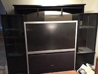 50 inch tv must pick up and load in Bon accord Edmonton, T5X