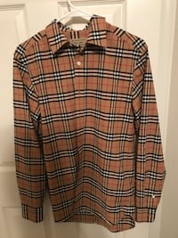 Authentic Mens Burberry Casual Shirt (Size S) Bristow, 20136