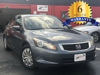 2010 HONDA ACCORD GREY Manassas, 20110