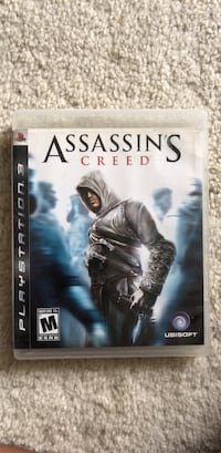 Assassin's Creed- PS3 Middletown, 10940