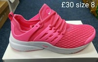 Ladies trainers Sheffield, S13 7TP