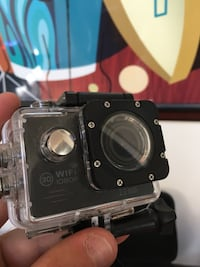 1080p action camera with multiple attachment accessories!  Chattanooga, 37403