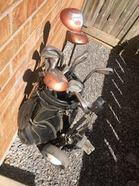 Golf clubs (right handed) Oakville, L6H 6C5