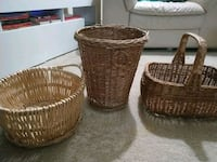 Wicker baskets Rockville, 20852