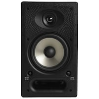 Polk Audio 65RT 125W 6.5-Inch In-Wall Two Way Speaker - Pair Brampton