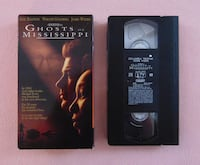 Ghosts of Mississippi (VHS, 1998)