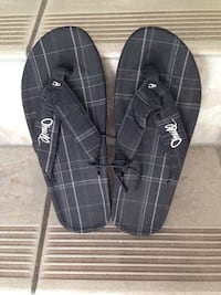 Brand New with tags men's size 10 O'Neill thong sandals  Toronto, M8Z 3Z7