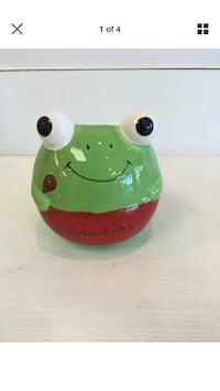 Ceramics pot frog for succulent ,plants Fremont, 94538