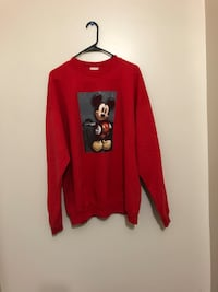 Mickey Mouse Disney Sweater  Columbia, 21044