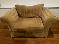 Extra large Microfiber Chair