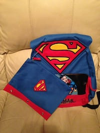 Brand new super man back pack  Logan, 16602