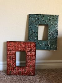 Metal picture frame ( wall decide)  Chino Hills, 91709