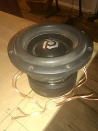 TWO (2) Sound Qubed 1200w HDS2 Subs Little Rock, 72204