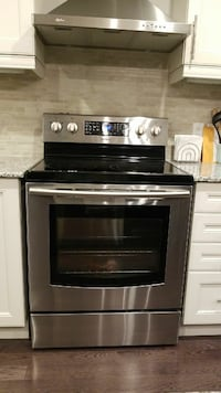 Samsung stove electric
