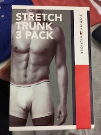 3-pack Tommy Hilfiger stretch trunk box Stockholm, 116 24