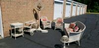 Wicker/ratan patio furniture Alexandria, 22304