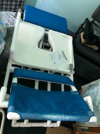 Mobile heavy duty shower chair Tacoma, 98407