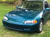 Honda - Civic - 1995 Lanham