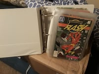 Comic books 30+ per binder. I have about 20 binder Killeen, 76549