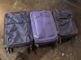 Carry on suitcase 20 for each
