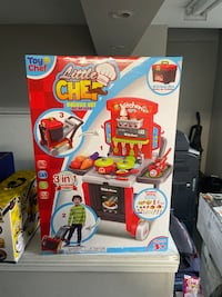 Kitchen set toy brand new