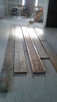 L.V.L.'s and floor joist London, N5Z 4M5