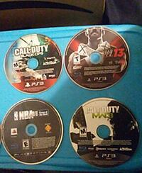 Ps3 games every games work great  Roanoke