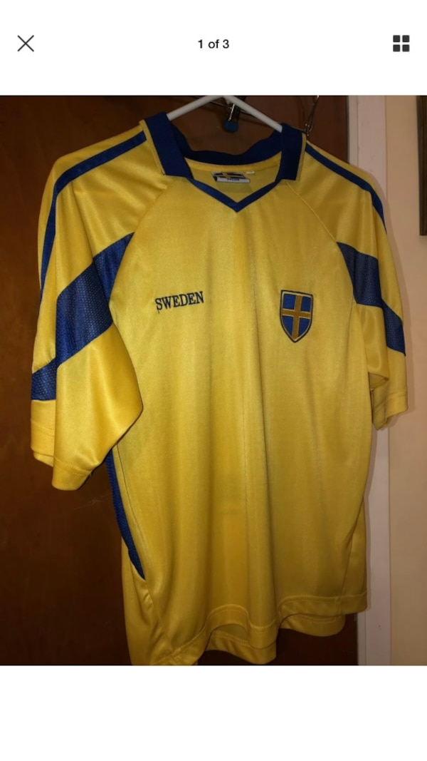 new product 4df7d 86603 Sweden Zlatan Ibrahimovic Soccer Jersey