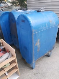 storage tanks 450L